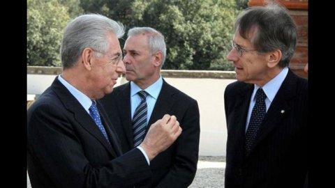 Stasera vertice Monti-partiti: sul tavolo lavoro, crescita, finanziamento ai partiti, corruzione