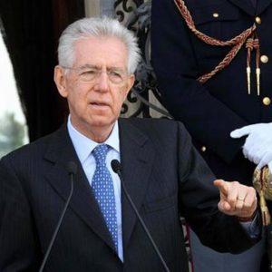 """Lavoro, crescita, giustizia: nuovo """"patto politico"""" fra Monti e la maggioranza"""