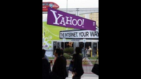 Yahoo: utili boom con la pubblicità online
