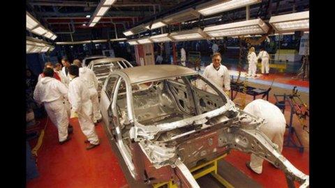 Istat, l'industria crolla: -9,2%