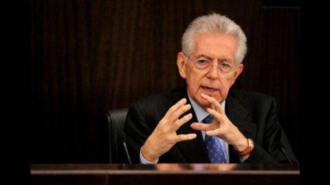 Monti riapre i giochi: candidatura no, premiership per le riforme e per l'Europa sì