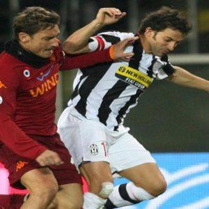 Juve-Roma è sempre Del Piero-Totti