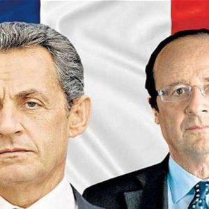 """Presidenziali Francia, Sarkozy corteggia il Fn puntando su patria e """"frontiere"""". E rimonta Hollande"""