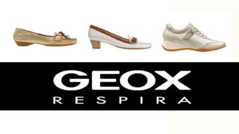 Geox: dividendi a 0,16 euro per azione, in tutto 41,5 milioni