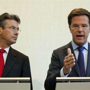 Ue, Rehn: Olanda rispetti obiettivo 3% deficit