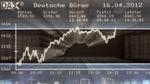Bund, nuovo minimo storico sui rendimenti a 10 anni: 1,634%