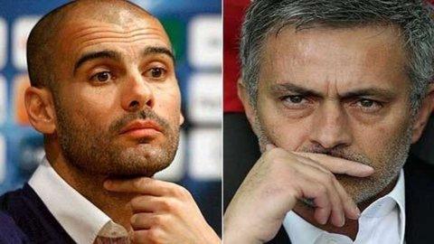 Guardiola e Mourinho aprono lo tsunami degli allenatori che investirà anche l'Italia