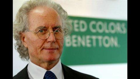 Benetton: Alessandro nuovo presidente, papà Luciano resta nel Cda