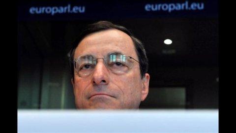 """Draghi: """"Ora un patto per la crescita"""""""