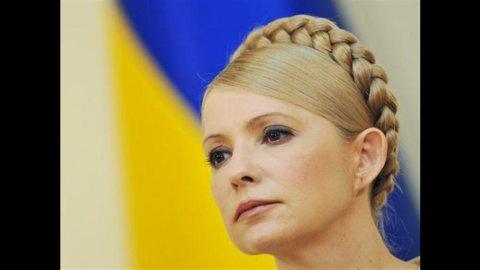 Ucraina, Ue in aiuto a Tymoshenko: la Germania propone di boicottare gli Europei di calcio