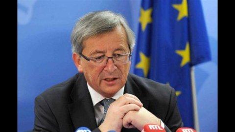 """Juncker rinuncia all'Eurogruppo: """"Francia e Germania non sono gli unici membri"""""""