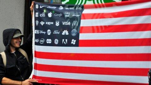 A Wall Street torna Occupy, primo maggio tra cortei e arresti