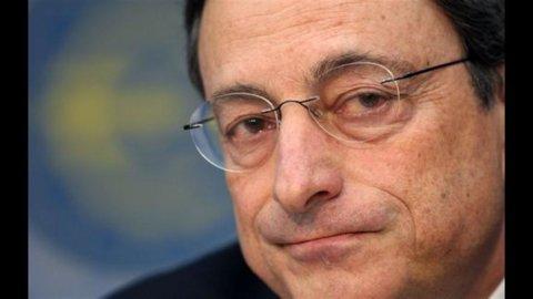 Draghi: prematura una exit strategy dalle misure anticrisi