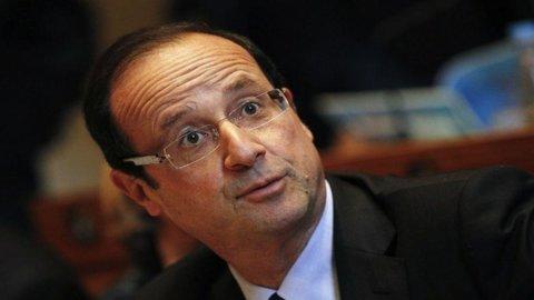 Francia taglia Pil 2014: da 0,7 a 0,4%