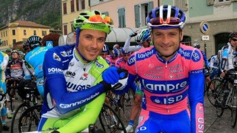 Giro d'Italia: Hesjedal minaccia i sonni di Rodriguez, Basso e Scarponi