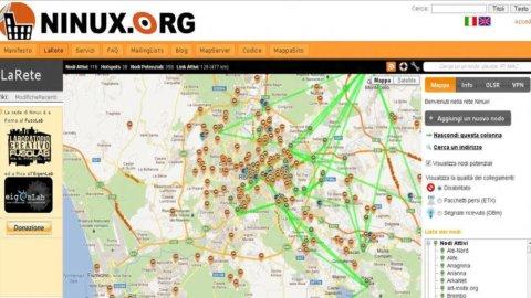 Ninux: Internet, ricominciamo da capo
