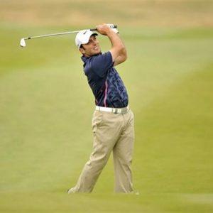 Golf, Edoardo Molinari brilla in Sudafrica