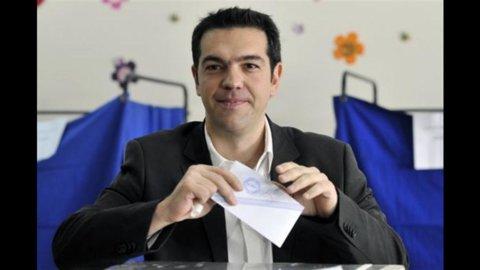Elezioni Grecia, crollano i partiti pro-euro