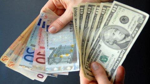 Euro ai minimi degli ultimi tre mesi: toccata quota 1,29 sul biglietto verde
