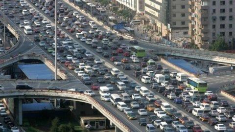 Cina, vendite auto +12,5% ad aprile