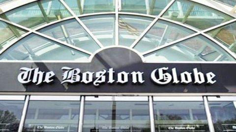 """GIORNALISMO WEB – Nel sito del Boston Globe finisce la moda del """"ieri, oggi e domani"""""""
