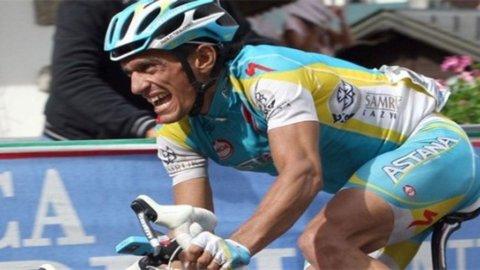 Giro d'Italia – Rocca di Cambio premia Tiralongo e rilancia Scarponi