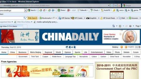 Il China Daily apprezza le suore cattoliche