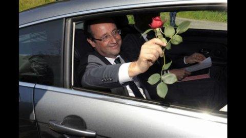 Francia: martedì l'insediamento ufficiale di François Hollande. E poi subito incontro con la Merkel