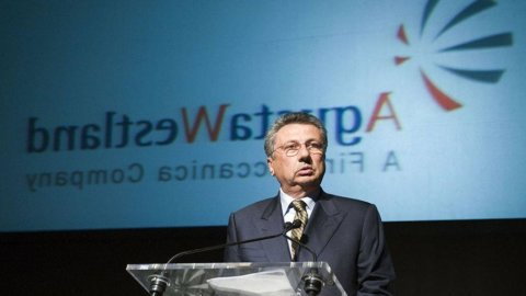 """Finmeccanica, Orsi: """"No spacchettamento deleghe"""""""