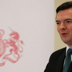 Osborne: l'incertezza dell'Eurozona mina la ripresa