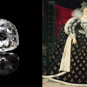 Beau Sancy, il diamante rosa di Maria de Medici, venduto a compratore anonimo