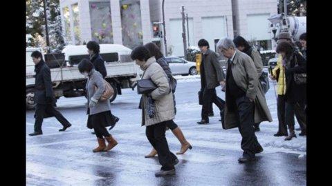 Rimbalza l'economia giapponese. E le Borse asiatiche passano in territorio positivo