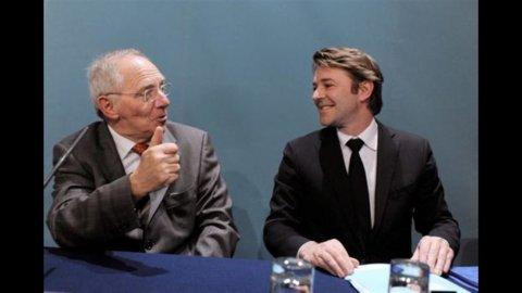 """Eurozona, Schaeuble: """"La crisi durerà al massimo altri due anni"""""""