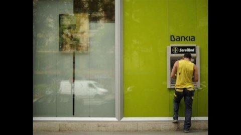Borsa, Bankia perde oltre il 25% dopo l'avviso del Frob