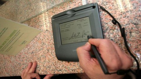 ForumPA, Aruba PEC presenta la Firma Biometrica