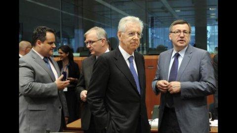 G8, Monti da Obama: la sfida all'austerità in nome della crescita