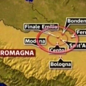 Terremoto in Emilia: per la Coldiretti almeno 200 milioni di danni all'agricoltura