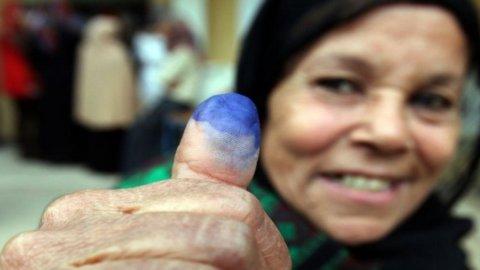 Egitto, iniziano le prime elezioni libere del post-Mubarak