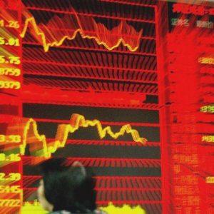 A Tokyo panico da vendite: Nikkei -3,7%