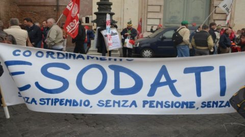 Pensioni, esodati: sindacati contro Inps e Governo