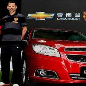 Sport e marketing: Chevrolet (General Motors) nuovo sponsor del Manchester United