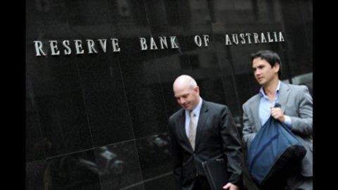 Australia, Europa e Cina fanno paura: la Banca centrale taglia i tassi al 3,50%