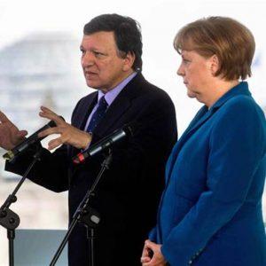 Commissione Ue presenta il suo piano salva banche. La Bce lascia i tassi invariati