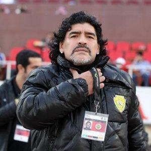Maradona e Fisco: debito ridotto da 40 a 34 milioni