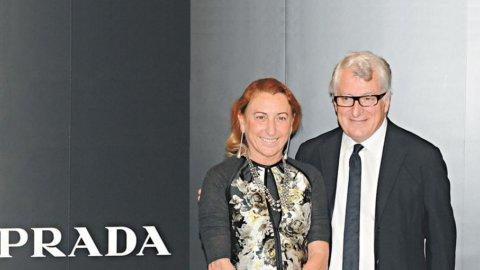 Miuccia Prada e il marito sono indagati per elusione fiscale