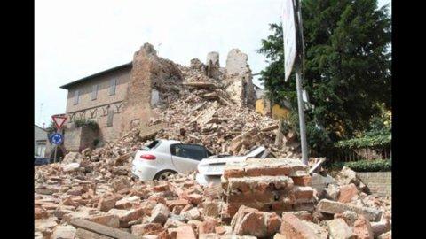 Diario del terremoto: un brivido continua a percorrere l'Emilia-Romagna