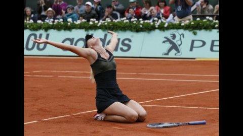 Sharapova vince il torneo di Errani