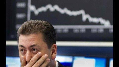 Effetto Spagna sui debiti, calano gli spread