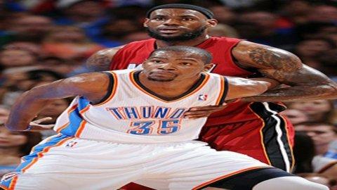 Nba, inedita finale tra Miami Heat e Oklahoma City Tunder