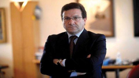 Consip, Ferrara lascia la presidenza: diventerà l'ad di Fintecna Immobiliare